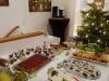 Weihnachten-Salut
