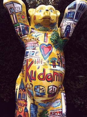 I Love Kudamm